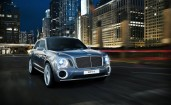 Концепт Bentley EXP 9 F
