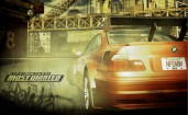 BMW M3 GTR, NFS: Most Wanted