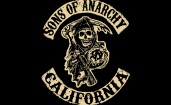 Логотип сериала Sons of Anarchy