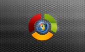 Логотипы Google Chrome и Windows