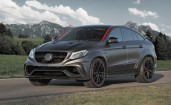 Mansory Mercedes-Benz GLE Coupe C292 2016