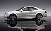 Mercedes Benz AMG CLK63 Black Series
