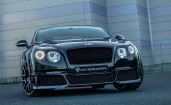 Onyx Bentley Continental W12