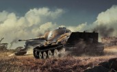 Танк на поле боя, World of Tanks