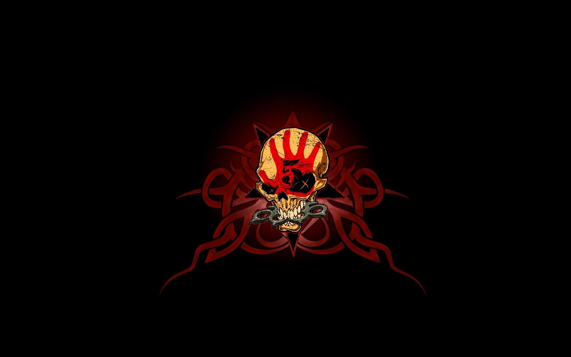 нарисованный череп фото