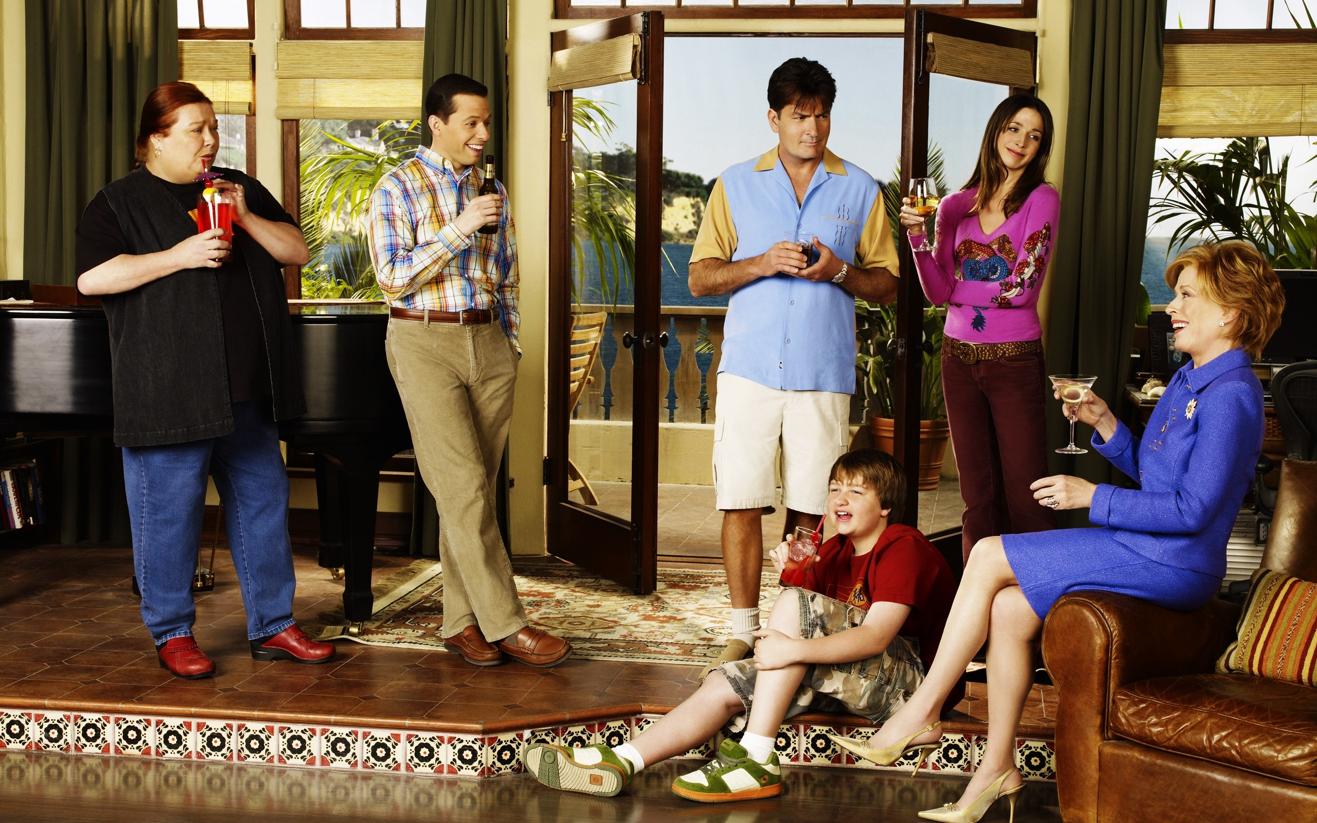 As a result, production on two and a half men has been placed on hold until its main star is healthy enough to work