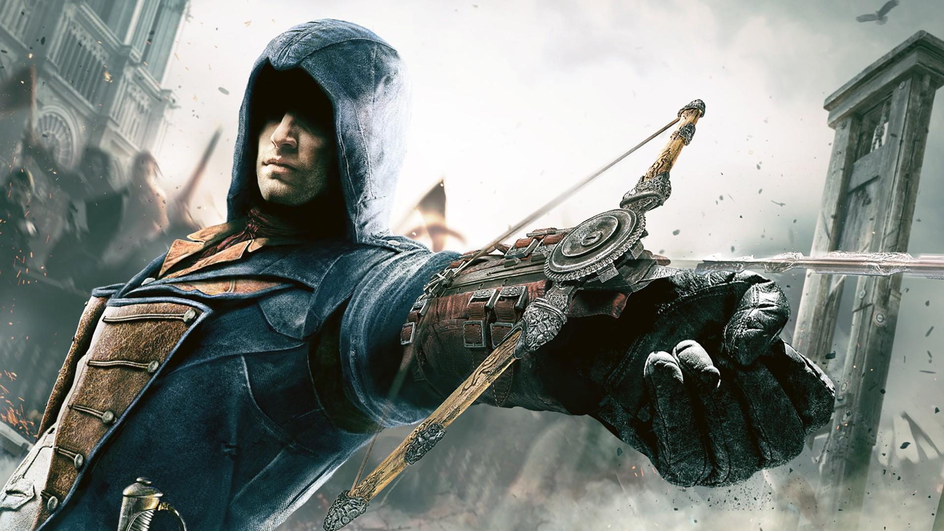 Assassins Creed Unity Обои На Рабочий Стол