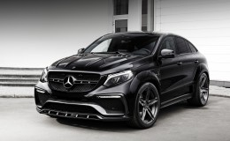 2016 Mercedes-Benz GLE обои