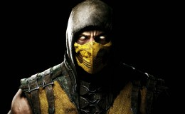 Mortal Kombat Scorpion обои